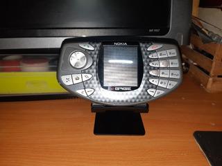 Celular Nokia N-gage, Con 2 Detalles Sencillos