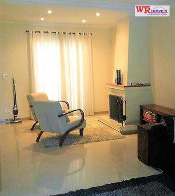 Sobrado Com 4 Dormitórios À Venda, 281 M² Por R$ 850.000 - Parque Espacial - São Bernardo Do Campo/sp - So0689