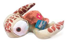 Pelúcia Tartaruga Squirt - Disney - Procurando Nemo - 40cm