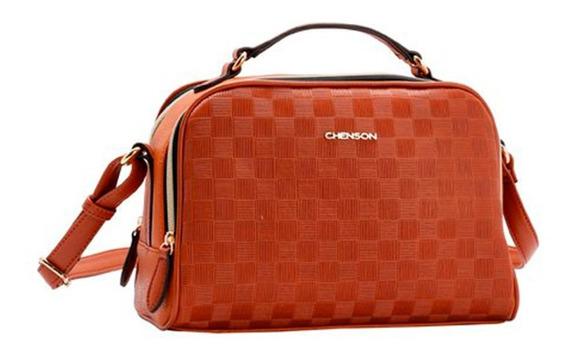 Bolsa Chenson Transversal Casual Chic Linda 3481747