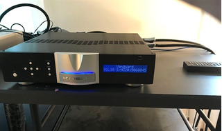 Amplificador Integrado Krell Vanguard No Mcintosh Pass Labs