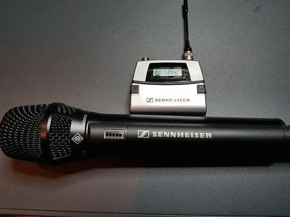 Sennheiser Skm5200 Capsula Neumann Kk104s Bod Pack Sk5212-c