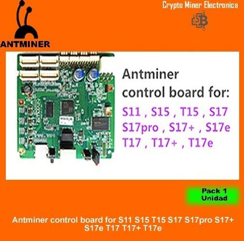 Antminer Control Board For S11 S15 T15 S17 S17pro S17+ S17e