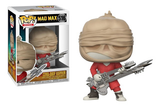 Funko Pop - Mad Max Fury Road - Coma-doof Warrior (516)