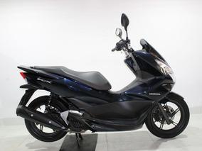Honda Pcx 150 2018 Azul