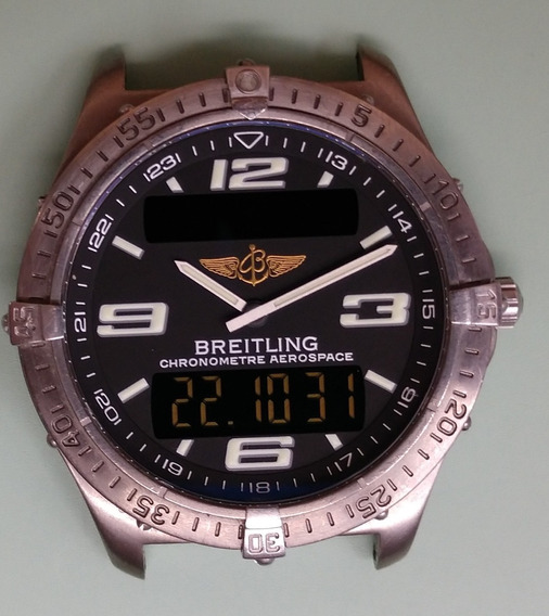 Reloj Breitling Aerospace E75362 - Titanio - Fotos Reales