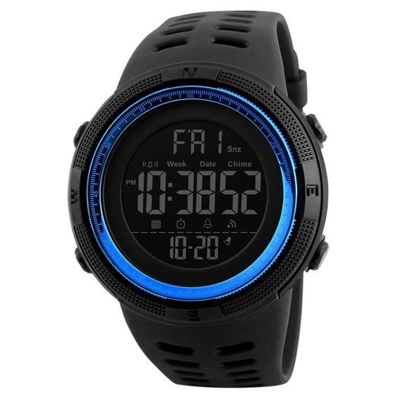 Relógio Militar Esportivo Skmei Orig Prova D