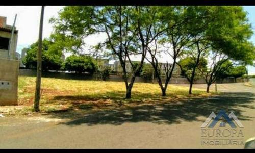 Terreno À Venda, 518 M² Por R$ 350.000 - Lagoa Dourada - Londrina/pr - Te0283