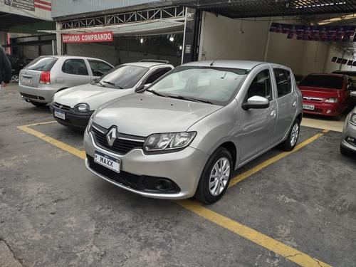 Imagem 1 de 9 de Renault Sandero 2020 1.0 12v Expression Sce 5p