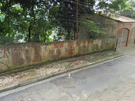 Terreno Residencial À Venda, Tucuruvi, São Paulo. - Te0005