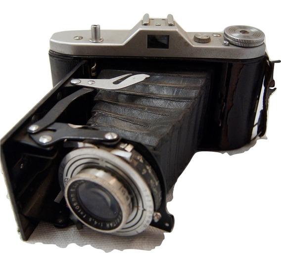 Antiga Máquina Fotográfica Welta-belfoca-ii