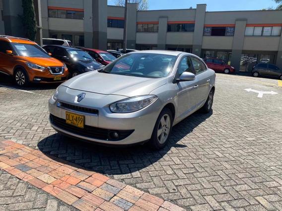 Renault Fluence 2012 2.0 Privilege