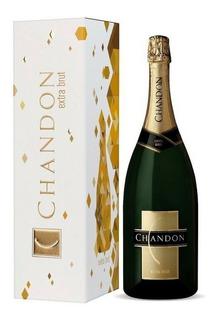 Champagne Chandon Botellon Magnum 3 Litros Con Estuche