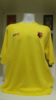 Camisa Futebol Watford Inglaterra