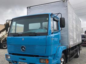 Mercedes-benz 1214 Bau Furgao 1998