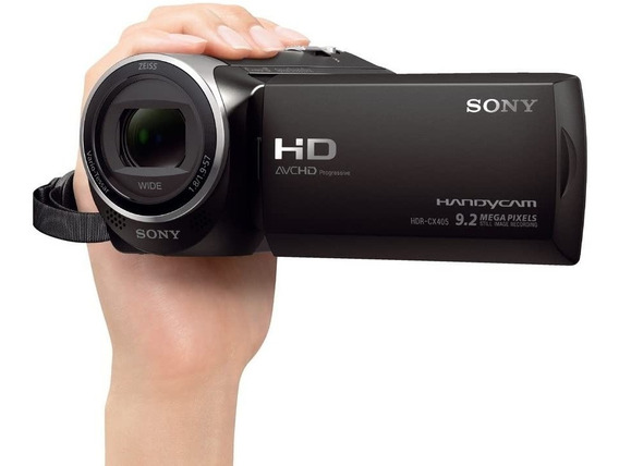 Filmadora Sony Hdr-cx405/bc