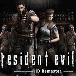 Resident Evil Hd Remaster / Biohazard Hd Pc Digital Offline
