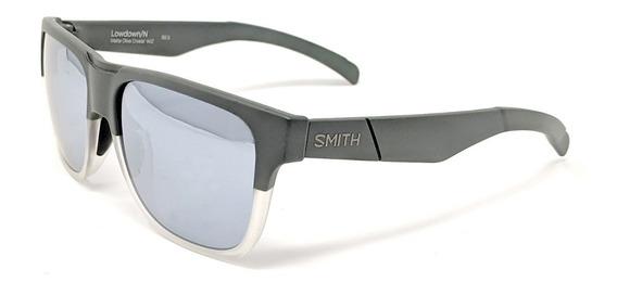 Lentes De Sol Smith Lowdown /n Moda Americanos Chromapop