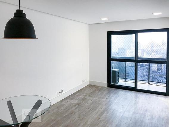 Apartamento Para Aluguel - Higienópolis, 1 Quarto, 45 - 893076044