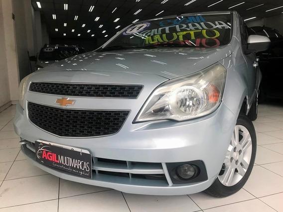 Chevrolet Agile Ltz 1.4 Flex 2011 Completo Único Dono