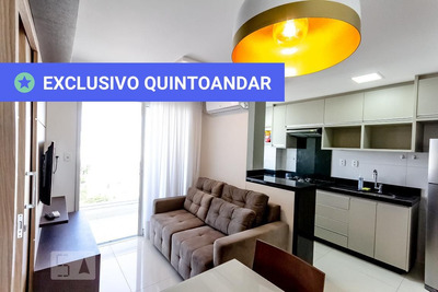 Studio No 30º Andar Mobiliado Com 1 Dormitório E 1 Garagem - Id: 892914296 - 214296