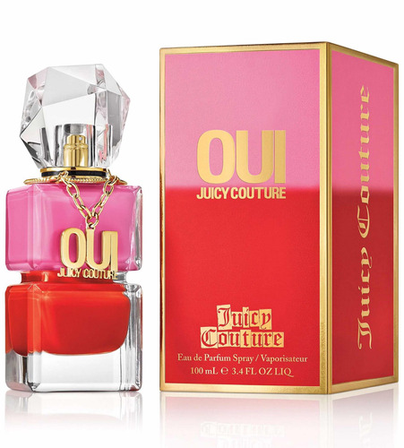 Perfume Juicy Couture Oui Edp Original Para Mujer 100ml