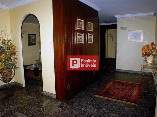 Apartamento Com 2 Dormitórios À Venda, 60 M² - Moema - São Paulo/sp - Ap31597