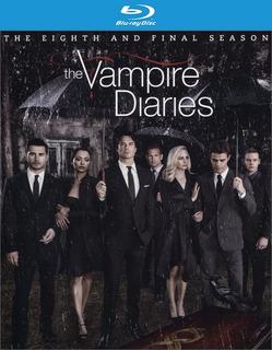 Blu-ray The Vampire Diaries Season 8 / Temporada 8