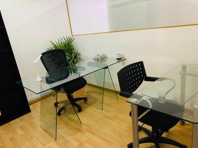 Oficinas En Renta En La Colonia Roma A 2 De Condesa, Metro.