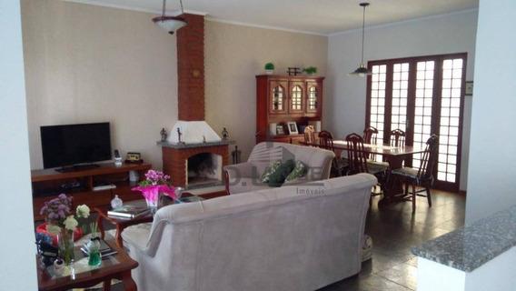 Casa Com 3 Dormitórios À Venda, 199 M² Por R$ 720.000 - Jardim Chapadão - Campinas/sp - Ca12777