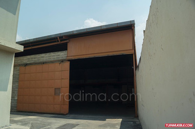 Galpones En Alquiler, Maracay, Centro