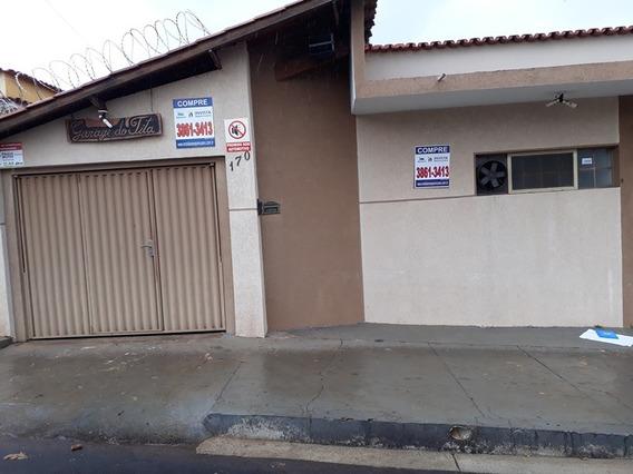 Casa Comercial Com 3 Quartos Para Comprar No Marciolandia Em Nepomuceno/mg - Nep833