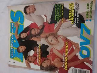 Revista Eres Ov7 Onda Vaselina Kalimba 90