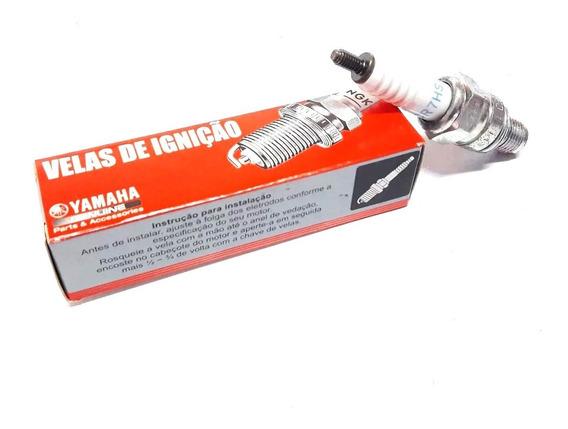 Vela De Ignição Ngk Cr7hsa Yamaha Ybr 125 / Xtz125