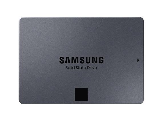 Ssd Samsung 860 Qvo 1tb 2,5 Mz-76q1t0 V-nand Sata3 6gb/s