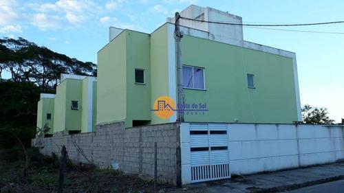 Casa Com 2 Dormitórios Para Alugar, 110 M² Por R$ 1.300,00/mês - Extensão Do Bosque - Rio Das Ostras/rj - Ca0918