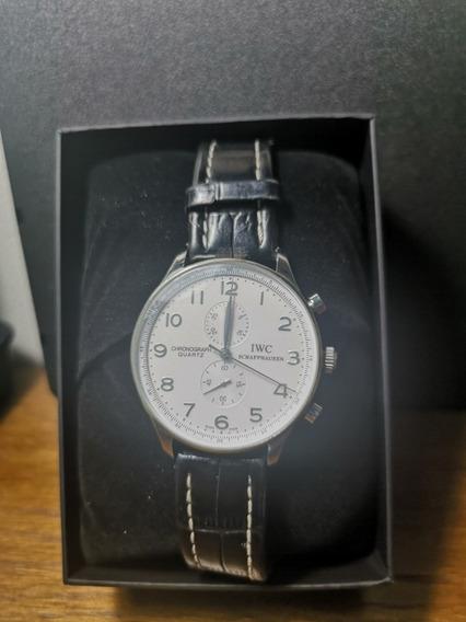 Reloj Iwc Muy Poco Uso Cuarzo
