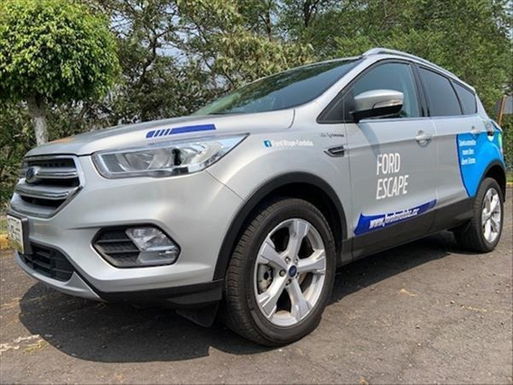 Ford Escape Trend Ecoboost 2019