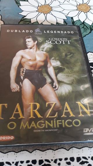 Dvd Tarzan O Magnífico