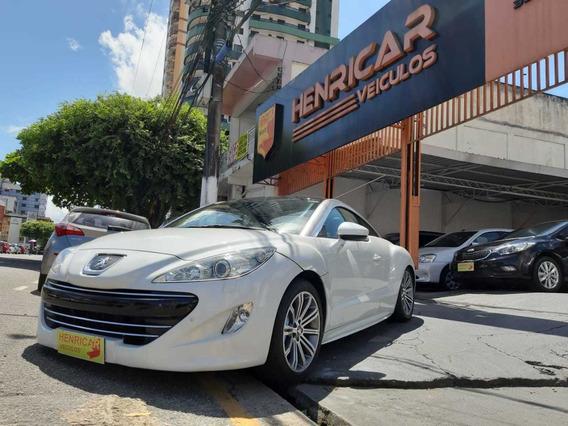 Peugeot Rcz 1.6 Turbo R$78.000 Com Apenas 43000km Rodado