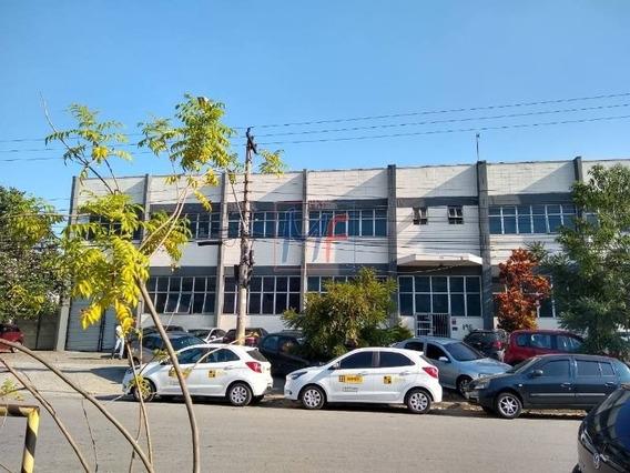 Ref: 10.344 Ótimo Galpão Em Terreno De 4.200 M² E 3.200 M² A.c., Pé Direito 8 Mts Cidade Industrial Satélite De São Paulo. Guarulhos - 10344