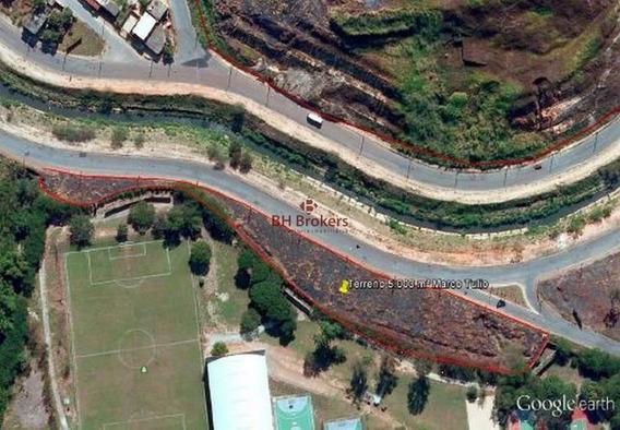 Terreno Em Betim Próximo Ao Sesi Com 4.956m² - 14785