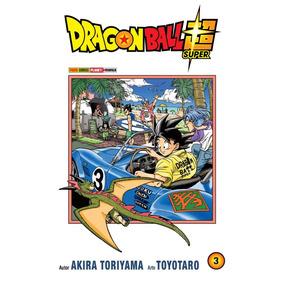 Mangá Dragon Ball Super Vol.2 E 3 - Panini - Pré-venda