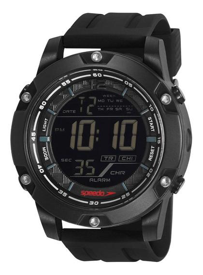 Relógio Masculino Digital Preto Prova D