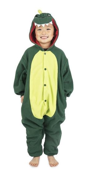 Kigurumi Pijama Dinosaurio Mameluco Infanti Disfraz