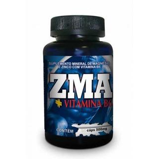 Aumento Libido Homens & Mulheres Zma - 90 Capsulas