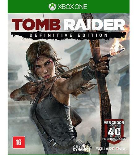 Tomb Raider Xbox One Mídia Digital + 1 Jogo Grátis