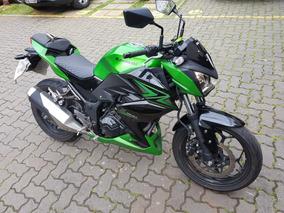 Kawasaki Z 300 Igual A 0km - Com Apenas 2.128 Km - 2016