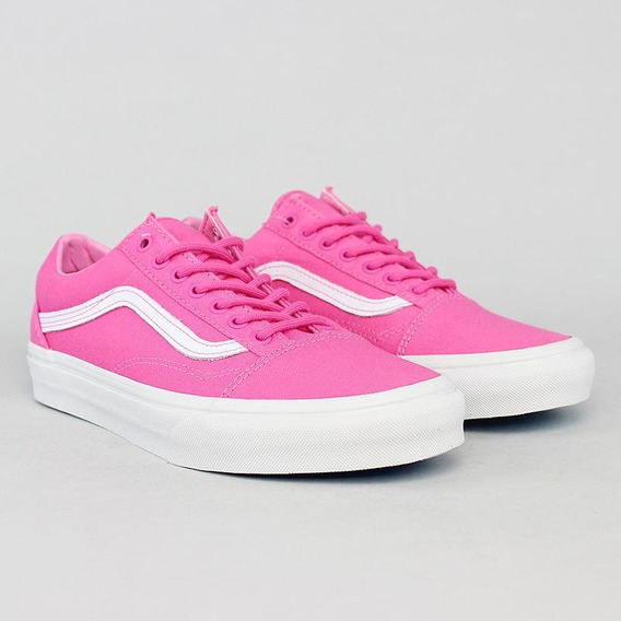Zapatillas Vans Old Skool Rosa (originales!!!!)
