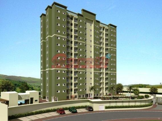 Apartamento Com 3 Dormitórios À Venda, 68 M² Por R$ 380.000,00 - Jordanópolis - Arujá/sp - Ap0006